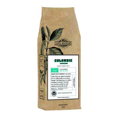 Кафе на зърна Колумбия Supremo