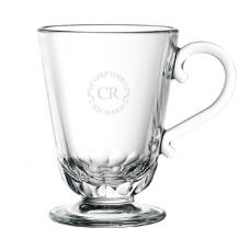 Стъклена чаша за кафе и чай