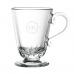 Стъклена чаша за чай