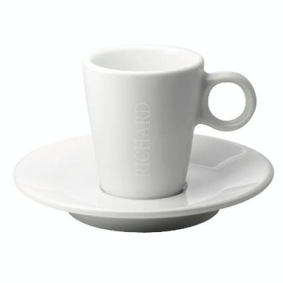Тънка чаша кафе ришар