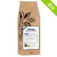 Кафе на зърна SOLELA - безкофеиново - 500 гр.