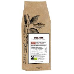 Кафе на зърна - Боливия - 1 кг.