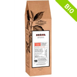 Кафе на зърна - Бразилия - 250 гр.