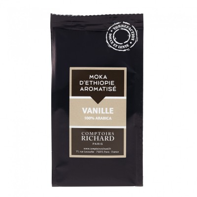 Мляно кафе с аромат на ванилия