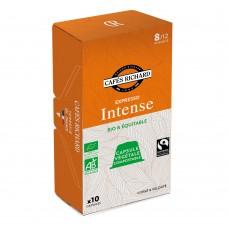 Кафе капсули за Nespresso® - Еспресо Интенс - 10 бр.