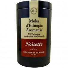 Мляно кафе Мока Етиопия с аромат на лешник - 125 гр.