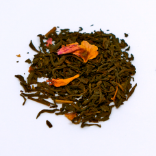 Черен чай ябълка и череша - 15 бр.