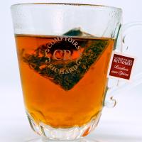 Червен чай ройбос с ванилия - 40 бр.