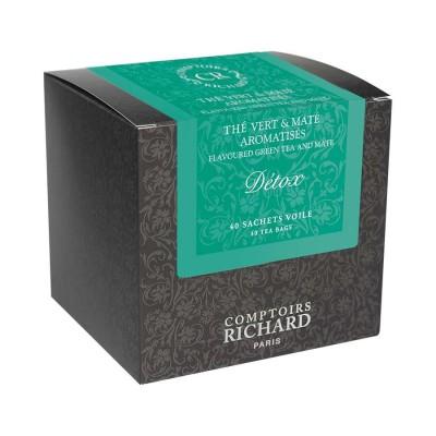 Зелен чай Детокс - 40 бр.