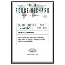 Кафе на зърна - Червен Ришар - 250 гр.